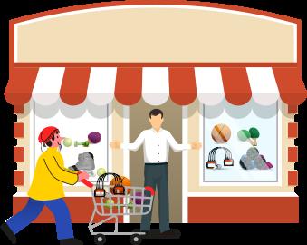 Sports e-Shop